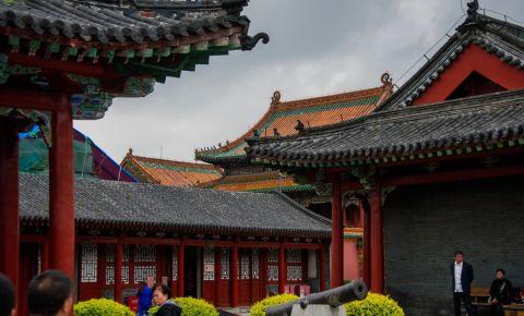 Palatul Imperial din Shenyang