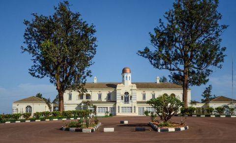 Palatul Kabaka din Kampala