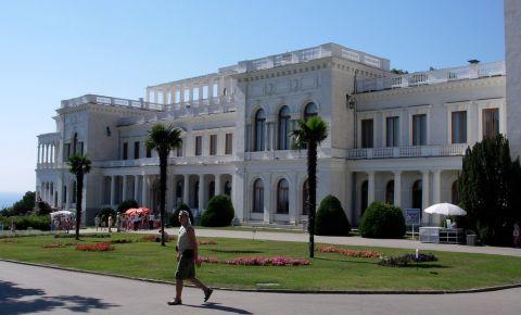Palatul Livadia din Yalta