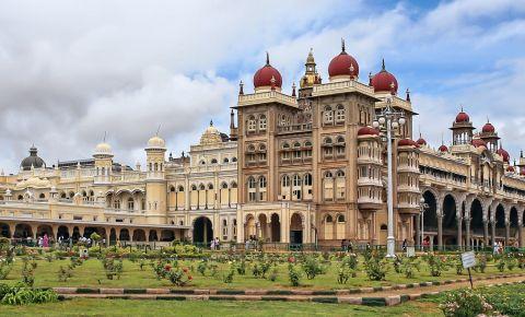 Palatul Maharajahului din Mysore