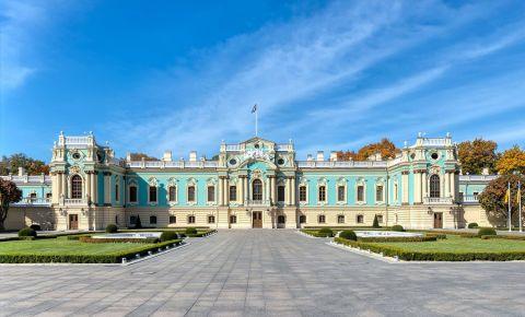 Palatul Mariyinsky din Kiev