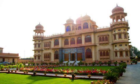 Palatul Mohatta din Karachi
