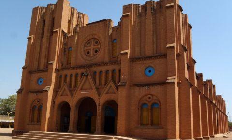 Palatul Moro-Naba din Ouagadougou