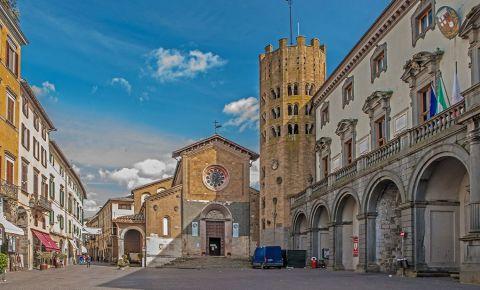 Palatul Municipal din Orvieto