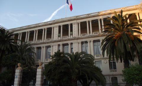 Palatul Prefecturii din Nisa