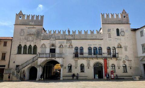 Palatul Pretorian din Koper
