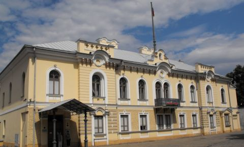 Palatul Prezidential din Kaunas