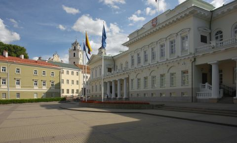 Palatul Prezidential din Vilnius