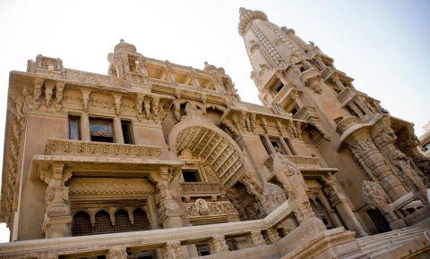 Palatul Qasr al-Baron din Cairo