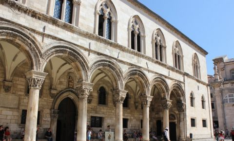 Palatul Rectorului din Dubrovnik