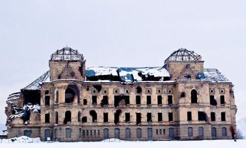 Palatul Regal Darulaman din Kabul