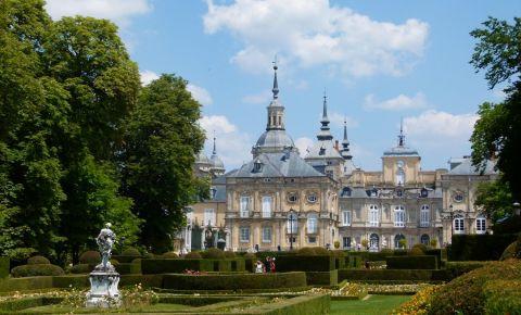 Palatul Regal La Granja din Segovia