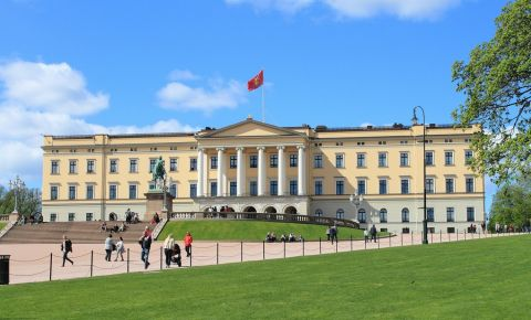 Palatul Regal din Oslo