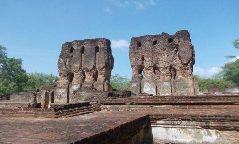 Palatul Regal din Polonnaruwa