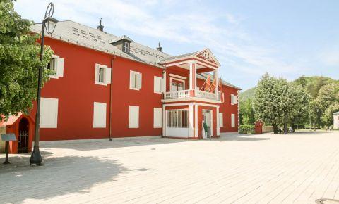 Palatul Regelui Nikola din Cetinje
