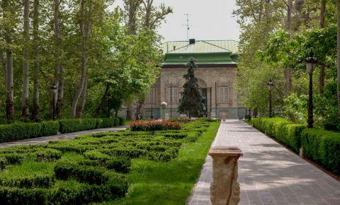 Palatul Saadabad din Teheran