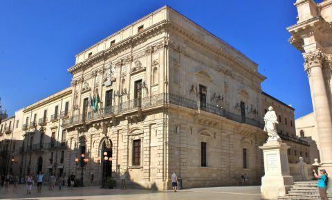 Palatul Senatului din Siracuza