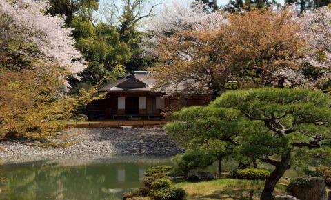 Palatul Sento Gosho din Kyoto