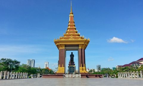 Palatul Sihanouk din Kep