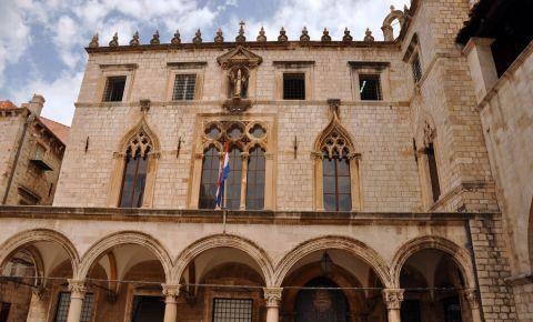 Palatul Sponza din Dubrovnik