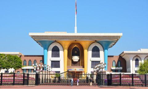 Palatul Sultanului din Muscat