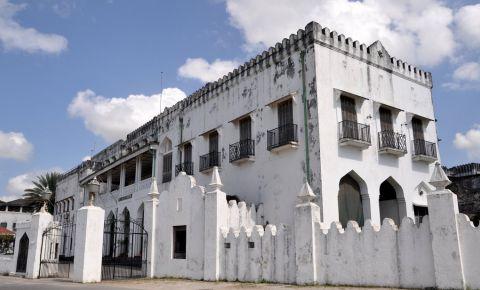 Palatul Sultanului din Zanzibar
