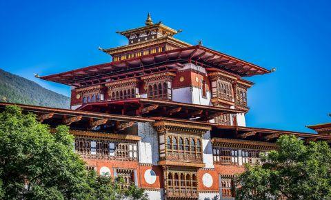 Palatul Ugyen Pelri din Paro