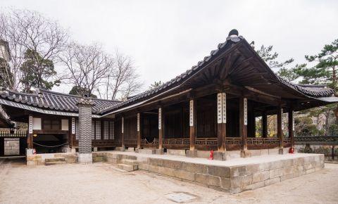 Palatul Unhyeongung din Seul