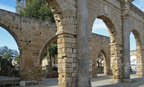 Palatul Venetian din Famagusta