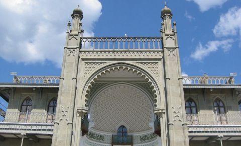 Palatul Vorontsov din Yalta