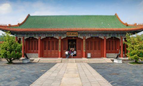 Palatul Yuan Ming din Zhuhai