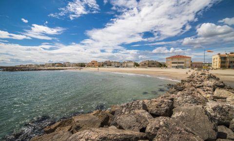 Plaja Palavas les Flots din Montpellier