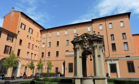 Palatul d'Accursio din Bologna