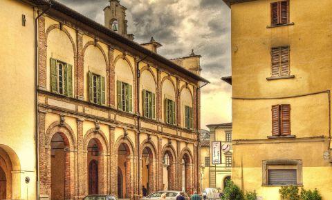 Palatul Podesta din Bologna