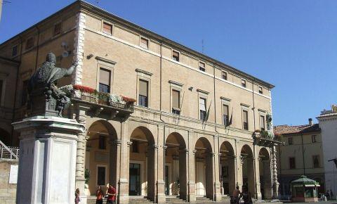 Palatul Garampi din Rimini