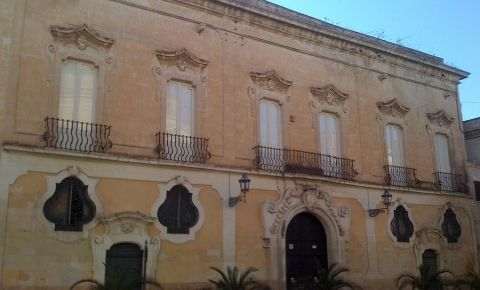 Palatul Guarini din Lecce