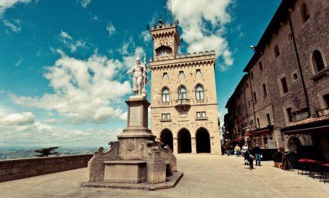 Palazzo Pubblico din San Marino