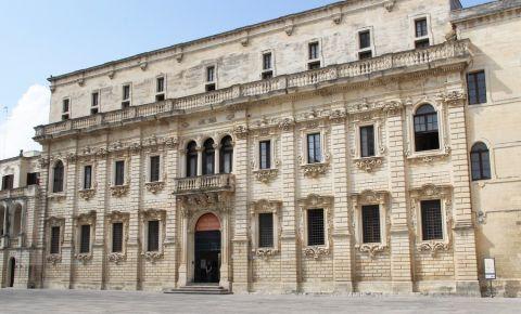 Palatul Vescovile din Lecce
