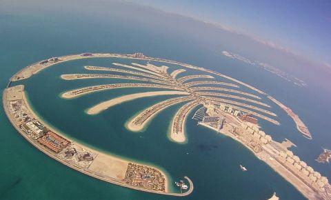 Insulele Palmier din Dubai