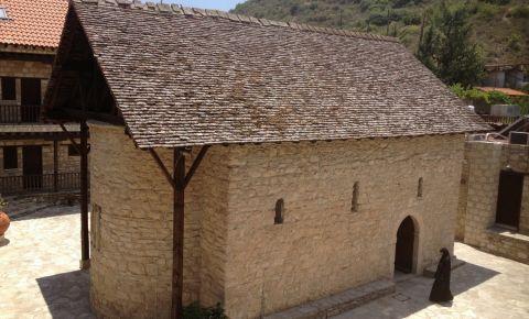 Manastirea Panagia tis Amasgou din Monagri
