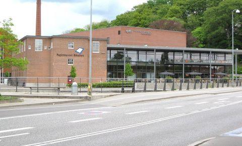 Muzeul Hartiei din Silkeborg