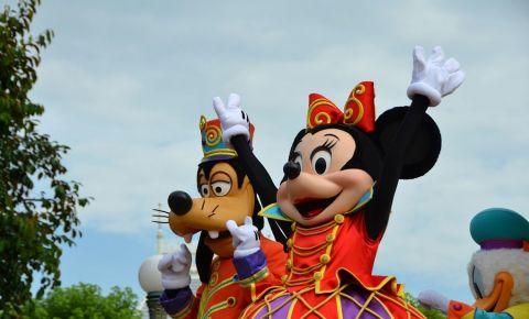 Paradele de la Disneyland