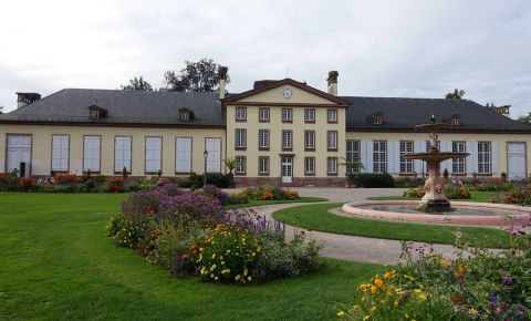 Parcul Orangerie din Strasbourg