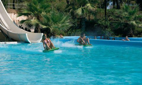 Parcul Acvatic Aqualand El Arenal din Palma de Mallorca