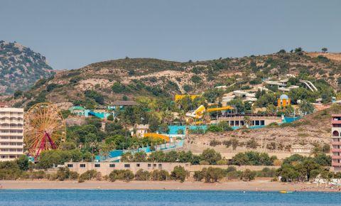 Parcul Acvatic Faliraki din Insula Rodos
