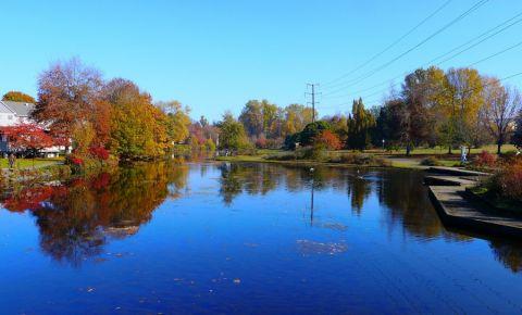 Parcul Alton Baker din Eugene