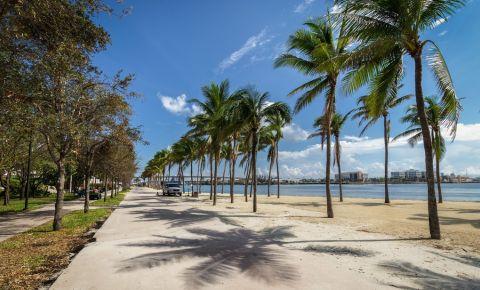 Parcul Bayfront din Miami