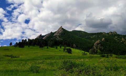 Parcul Chautauqua din Boulder
