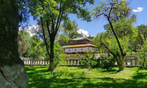 Parcul Comorii din Lhasa