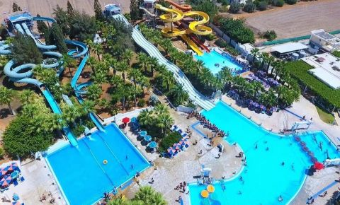 Parcul de Distractii Water World din Ayia Napa